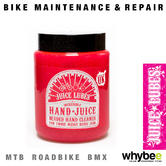 JUICE LUBES BIKE CYCLE MAINTENANCE INDUSTRIAL HAND CLEANER 500 ML - MTB ROAD BMX