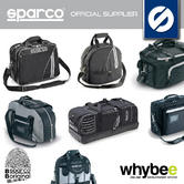 Full Range Of Sparco Racing Rally Bags - For Travel / Leisure / Paddock
