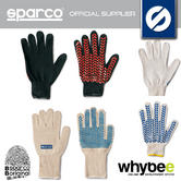 Sparco Mechanic Gloves Workshop Garage Pit Crew - Adult One Size - 3 Types