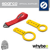 Sparco Racing Tow Bar Motorsport Racing Rally Towing Eye 15MM / 50MM / 80MM