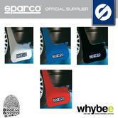 Sparco Coloured Mud Flaps (Pair) Rally & Road Cars - White / Black / Red / Blue