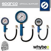 Sparco Tyre Pressure Gauges For Motorsport Karting Racing Rally - Full Range!