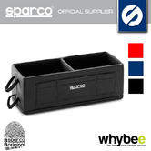 Sparco Helmet Box To Carry 2 Crash Helmets - 3 Colours - Black / Blue / Red
