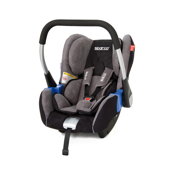 00927GR Sparco F300 K Group 0+ Child Baby Seat 0-18 Months 0-13Kgs (ECE R44/04) Preview