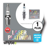 NGK Laser Platinum Spark Plugs For Cars Choose Your Part Number & Quantity