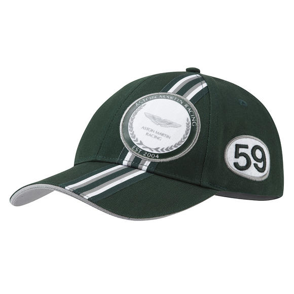 NEW! 2014 ASTON MARTIN RACING GREEN CAP UNISEX - ADULT ONE SIZE Preview