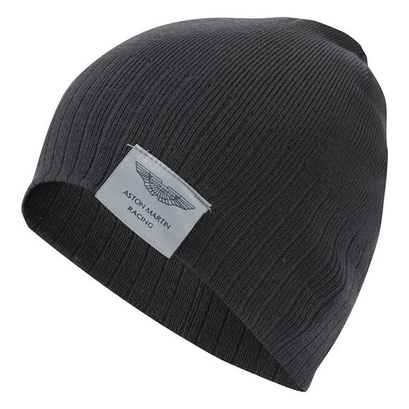 NEW! 2014 ASTON MARTIN RACING BEANIE HAT UNISEX - ADULT ONE SIZE Preview