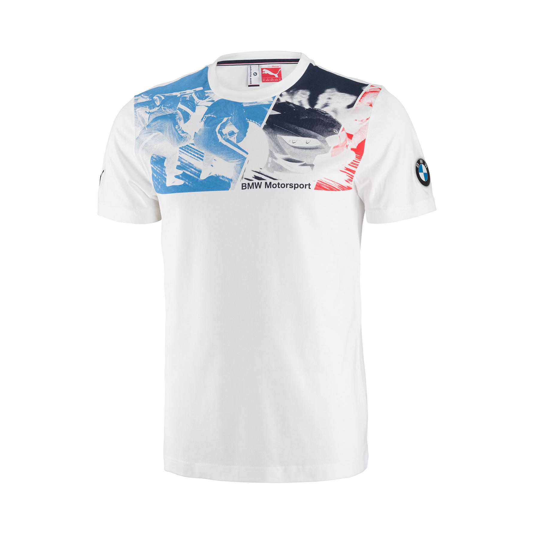 new puma bmw motorsport m3 m5 m sport graphic t shirt. Black Bedroom Furniture Sets. Home Design Ideas