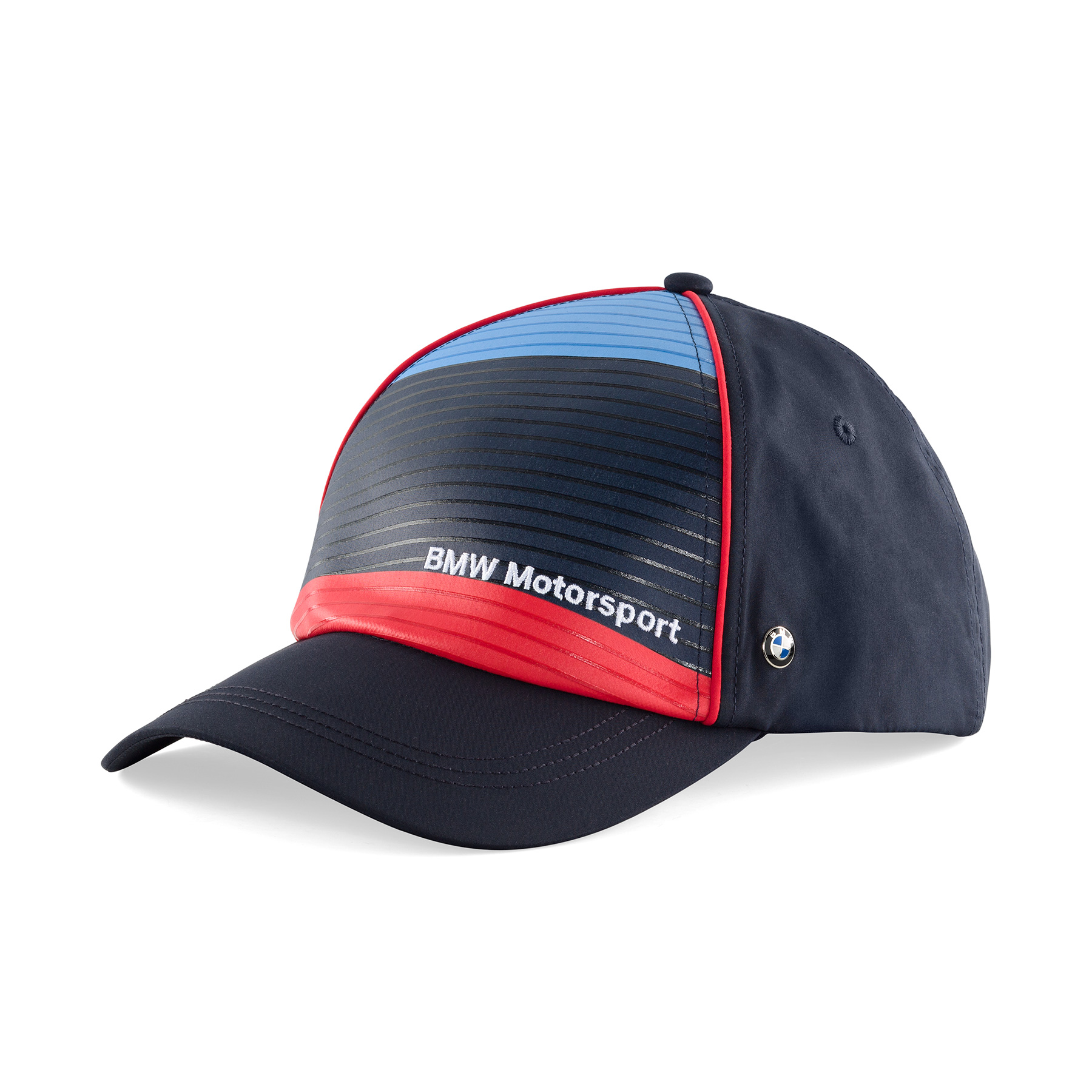 new puma bmw motorsport mens cap blue with m sport logo. Black Bedroom Furniture Sets. Home Design Ideas