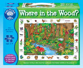 Orchard Toys 254 Where in the Wood? Kids Childrens Challenging Jigsaw 5 - 9 Yrs