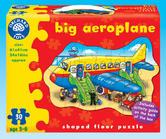 Orchard Toys 273 Big Aeroplane Kids Childrens British Floor Jigsaw Puzzle 3-6Yr