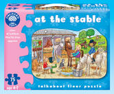 Orchard Toys 278 At the Stable Kids Childrens British Floor Jigsaw Puzzle 4-7Yr