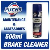 Fuchs Brake Cleaner 500ml Spray Can Motorsport Maintenance & Accessories