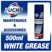 Fuchs Titan White Grease 500ml Spray Can - High Performance Racing Motorsport