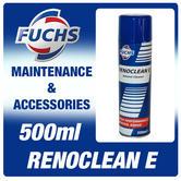 Fuchs Renoclean E Solvent Cleaner 500ml Spray Can Maintenance & Accessories