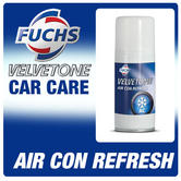 Fuchs Velvetone Air Con Conditioning Refresh Car Care & Cleaning Valeting