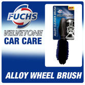 Fuchs Alloy Wheel Cleaner Brush Soft Non-Scratch Car Care & Cleaning Valeting
