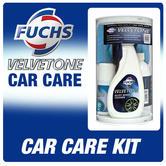 Fuchs Velvetone Car Care Kit Car Care & Cleaning Valeting Pack