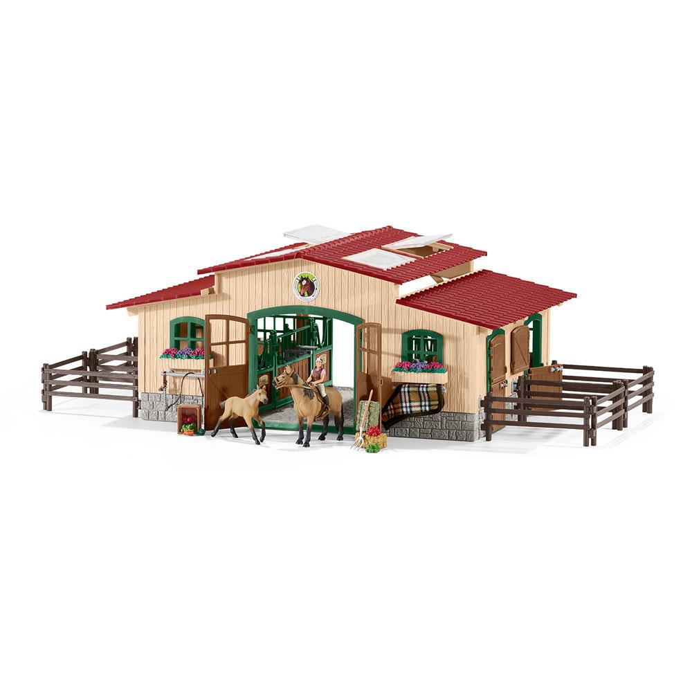 New Schleich 2016 Farm Buildings Choose From Barn Horse