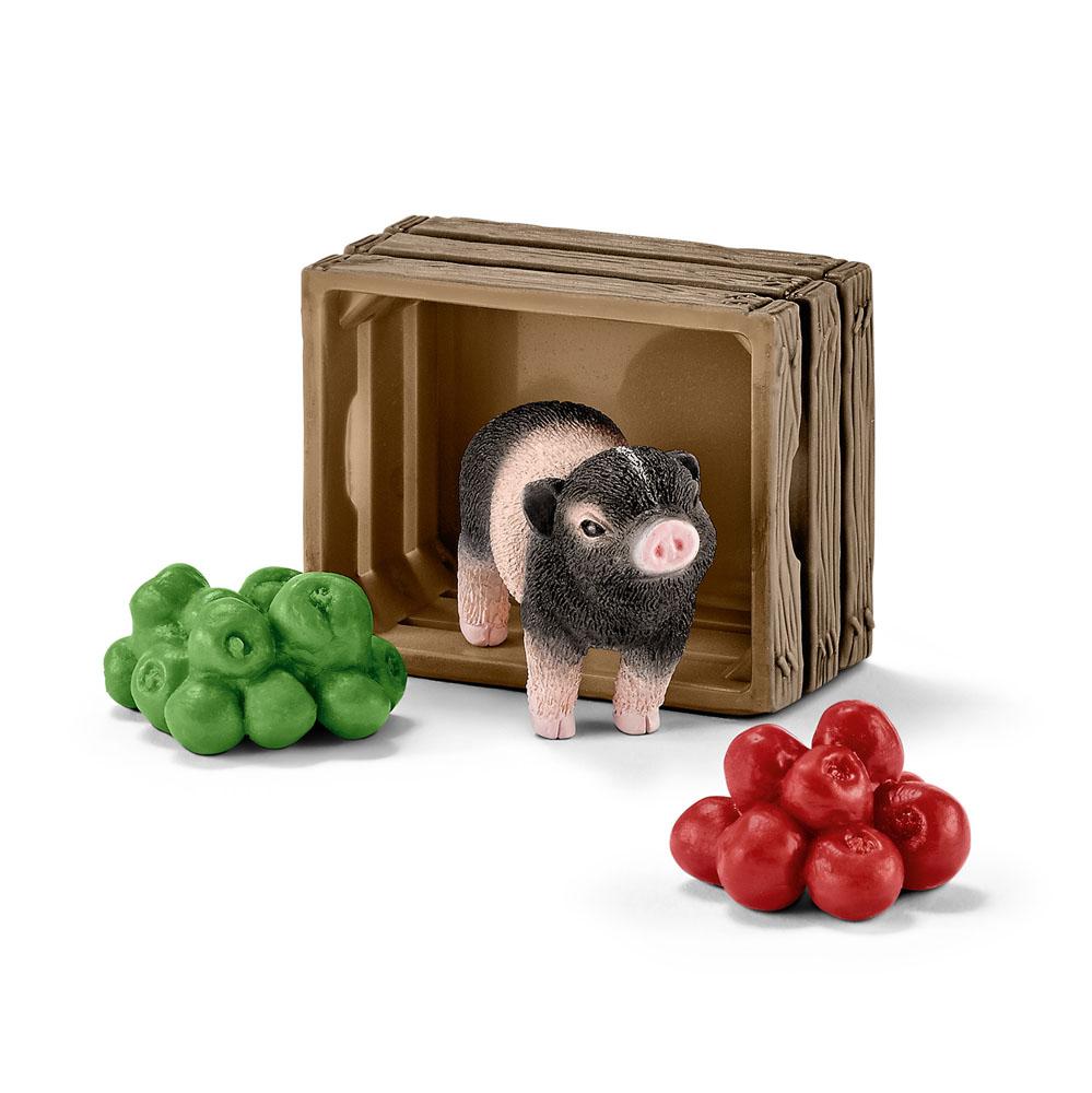 Farm Animal Toys : Schleich world of nature farm life animals animal