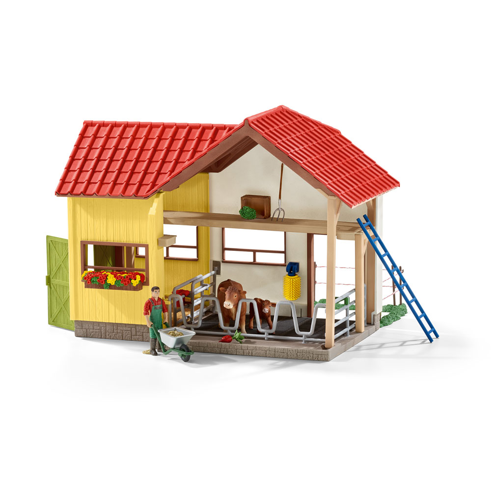 New schleich 2016 farm buildings choose from barn horse for Model chicken set