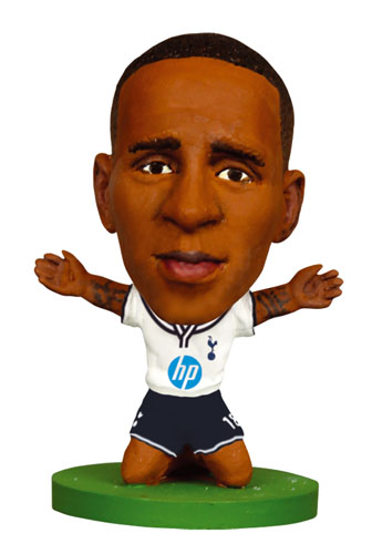 SoccerStarz Spurs Jermain Defoe Home Kit 2 - 73445