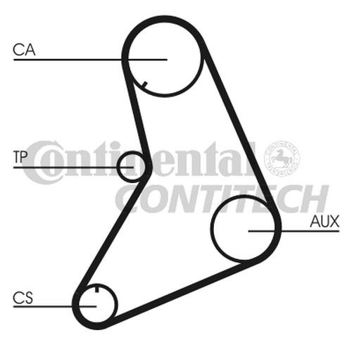 1 8t belts diagram