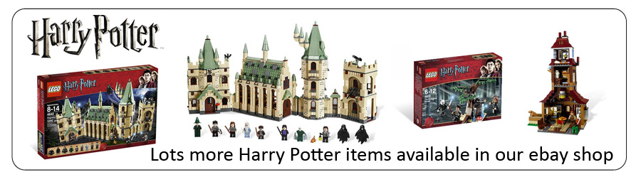 4865 LEGO The Forbidden Forest Harry Potter Age 6-12 / 64 Pieces