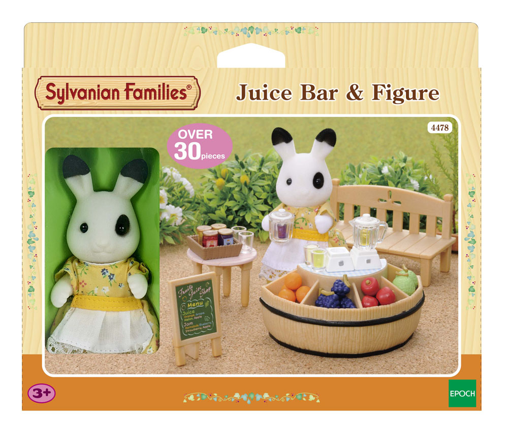 sylvanian families food shop theme sets range choose your set brand new. Black Bedroom Furniture Sets. Home Design Ideas