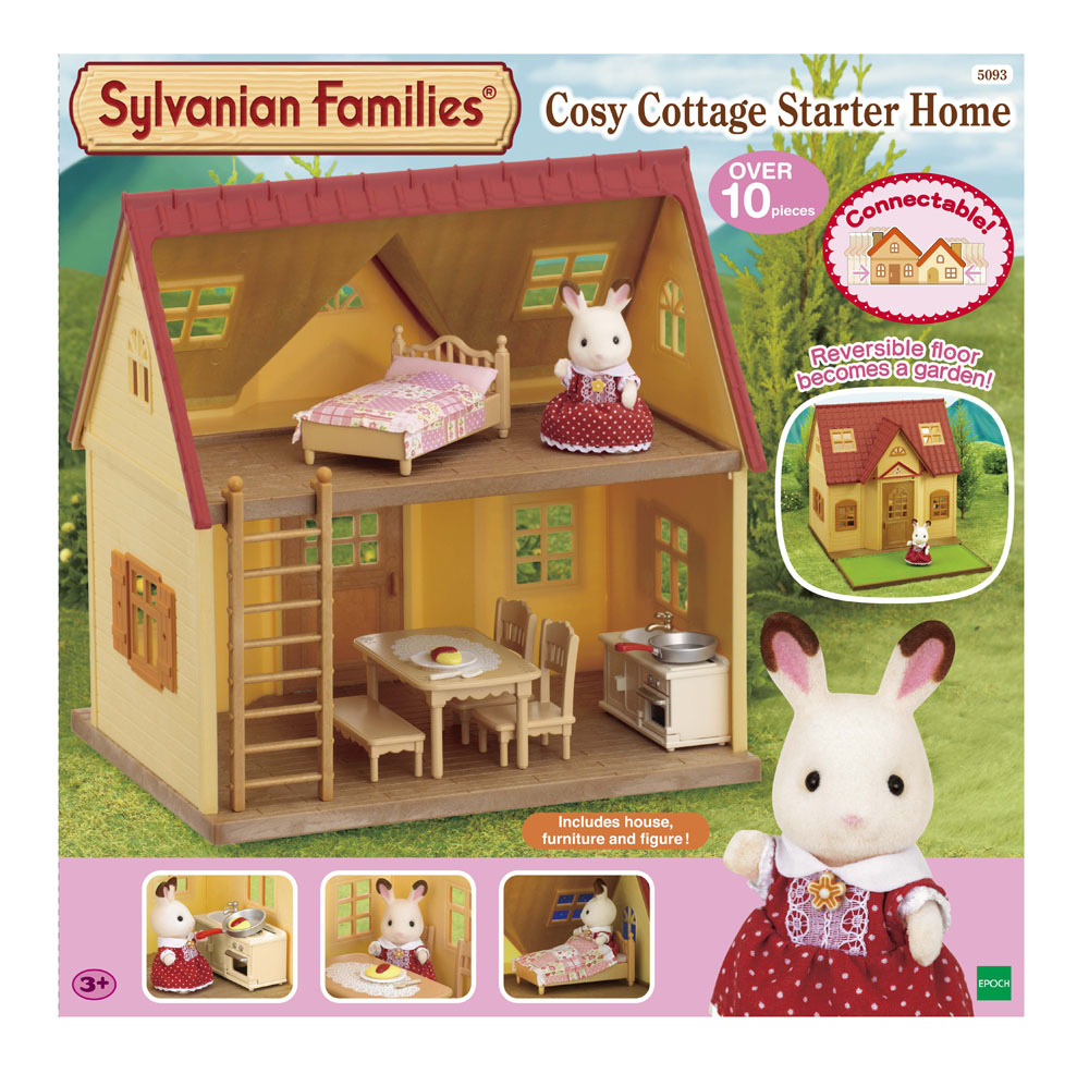 Sylvanian Families House Home Sets Full Range Choose Your