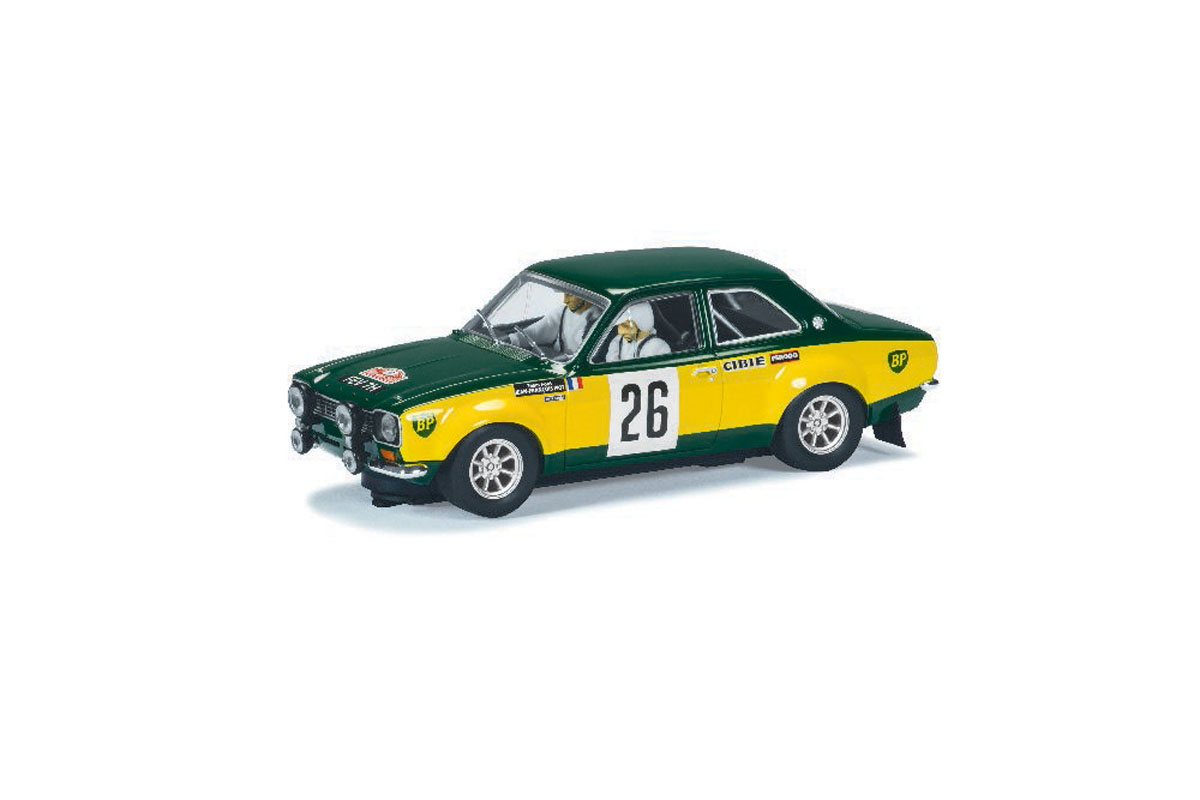Ford escort slot car
