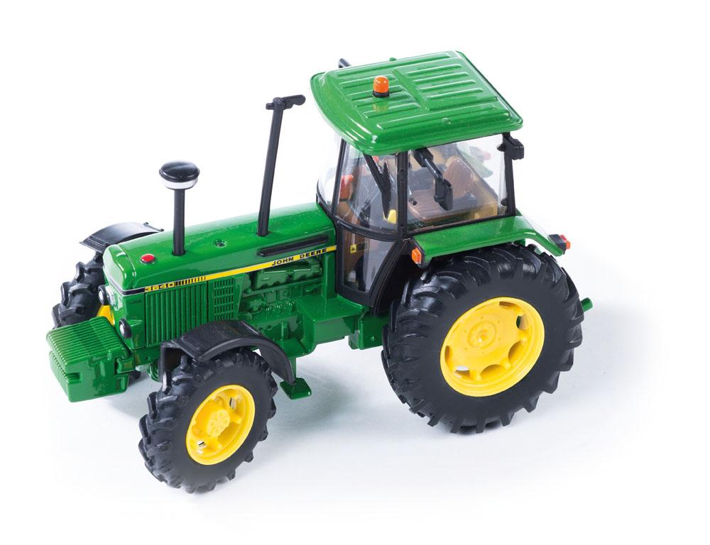 Large John Deere Farm Tractors : Tomy britains big farm john deere tractor