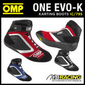 IC/795 OMP ONE EVO-K KARTING BOOTS