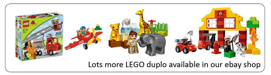 4962 lego baby zoo preschool duplo lego ville zoo age 2 5. Black Bedroom Furniture Sets. Home Design Ideas