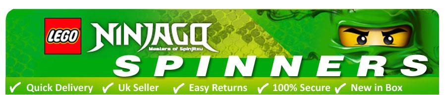 9551 LEGO Kendo Cole Ninjago-Spinner Age 6-14 / 28 Pieces  2012 New Release!