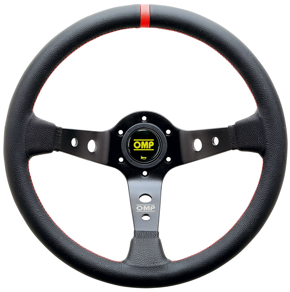 Limited Edition Omp Corsica Steering Wheel Leather 350mm