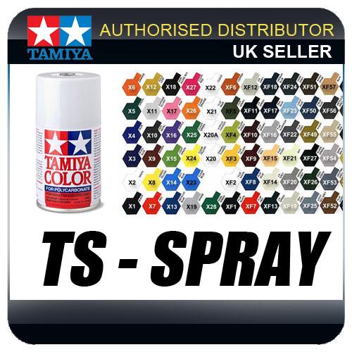 Tamiya Color Spray Paint