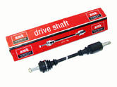 Peugeot 106 L/H Drive Shaft 1.1 1.4 1.6 91-98 with ABS AMK DS1975