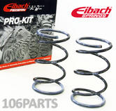 106 Eibach Pro-Kit -30/40mm Springs Peugeot 106 1.0 1.1 1.4 & D Eibach E7003-120