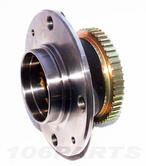 Peugeot 106 Rear Wheel Hub with Bearing (1) 106 GTi with ABS Firstline FBK726
