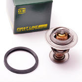 Peugeot 106 Thermostat Kit inc Gasket 106 Diesel Models Firstline FTK024