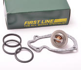 106 Thermostat Kit inc Gasket Opens at 92dC XSI RALLYE GTI Firstline FTK043