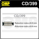 CD/399 OMP PLATINUM FIRE EXTINGUISHER REDUCTION CONNECTION PIECE 6-8mm NEW!