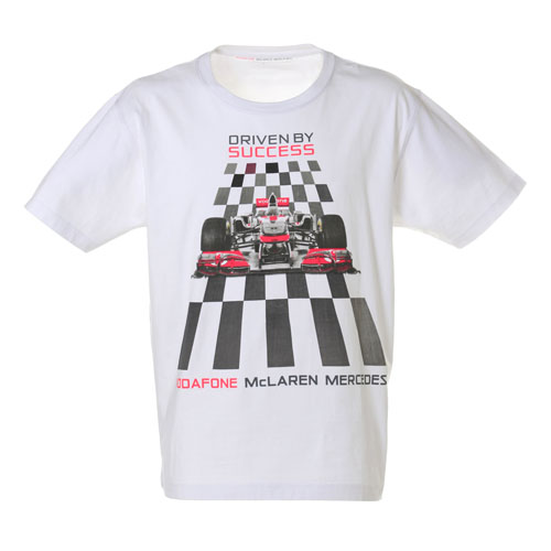 Sale vodafone mclaren mercedes male car driven t shirt for Mercedes benz t shirts sale