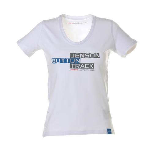 Sale vodafone mclaren mercedes jenson button womens on for Mercedes benz t shirts sale