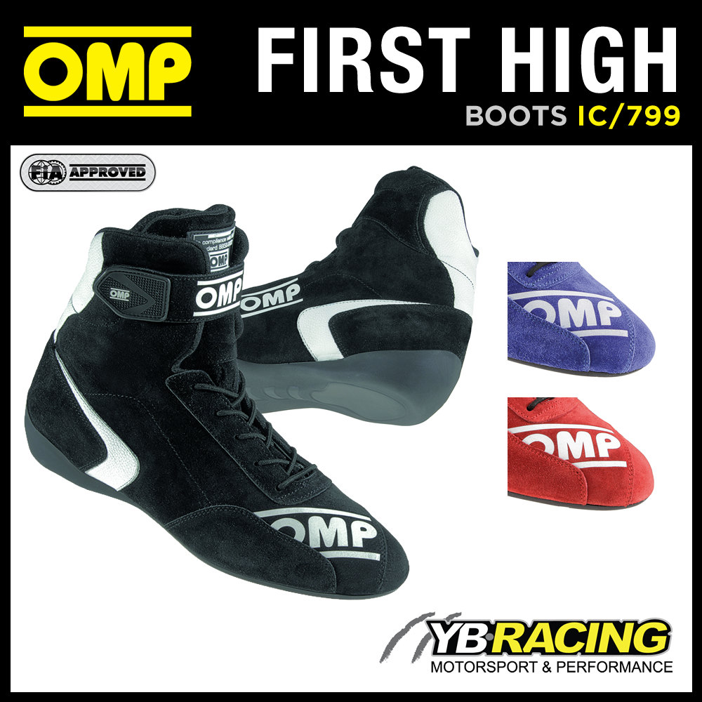 IC/799 OMP FIRST HIGH BOOTS