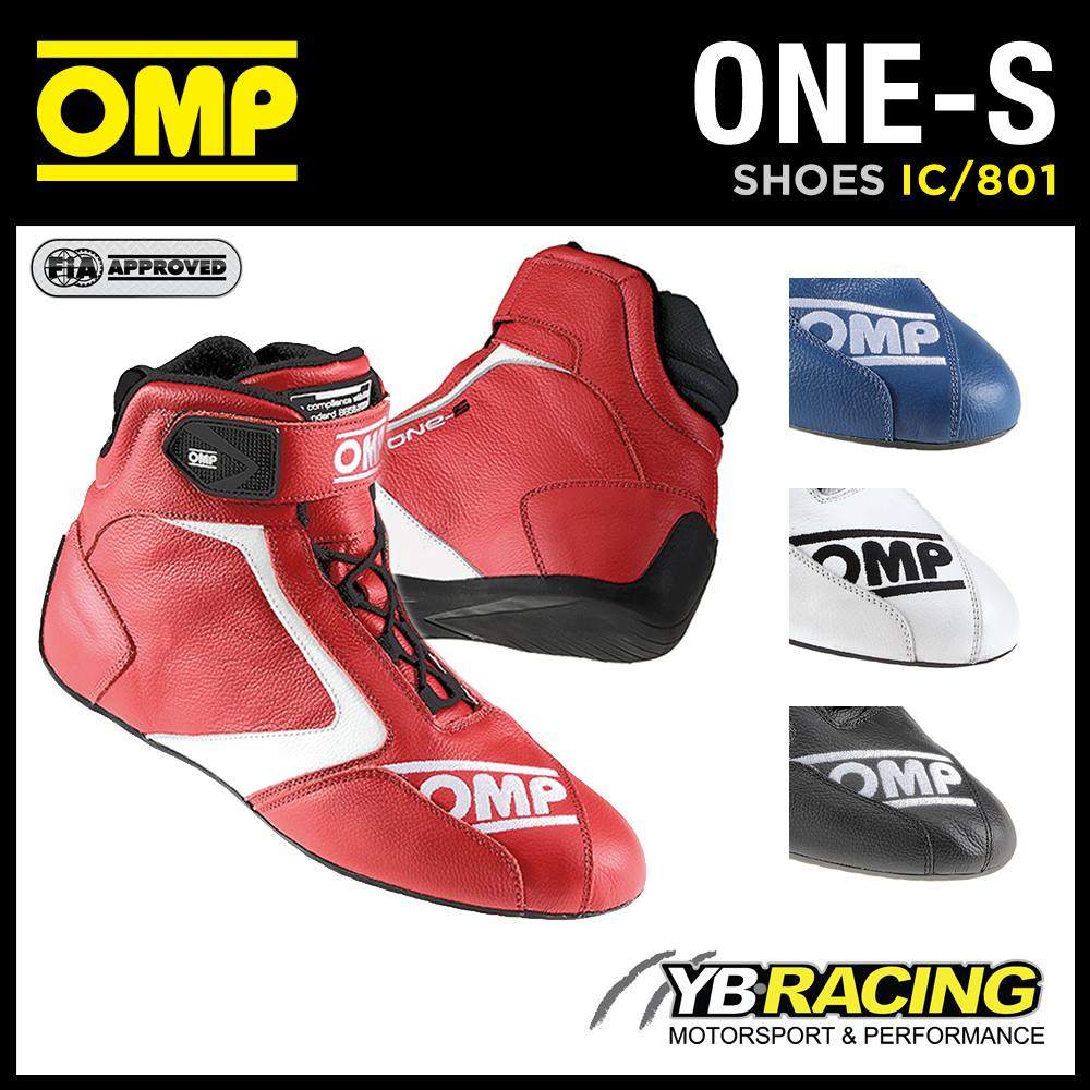 IC/801 OMP ONE-S BOOTS