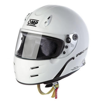 View Item SC777 OMP GP 7S HELMET