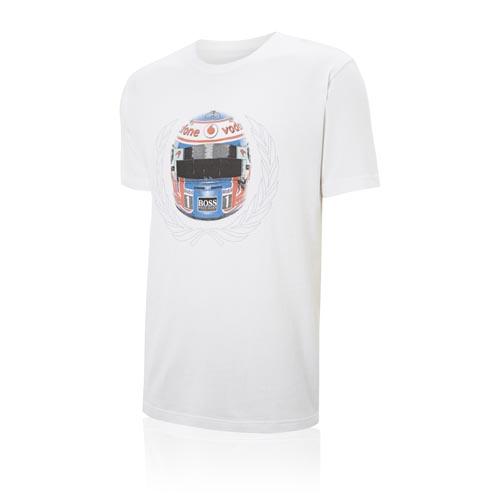 Sale jenson button helmet male t shirt mens 2013 vodafone for Mercedes benz t shirts sale