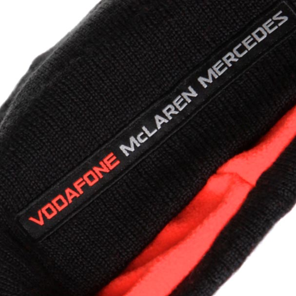 Sale vodafone mclaren mercedes beanie f1 team knitted hat for Mercedes benz hats sale